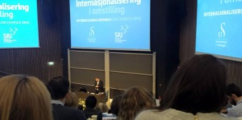 Internationalization Conference 8th - 10th of March 2016   in Stavanger